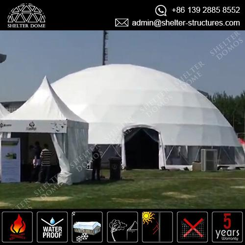 prefab-dome-house-temporary-science-exhibition
