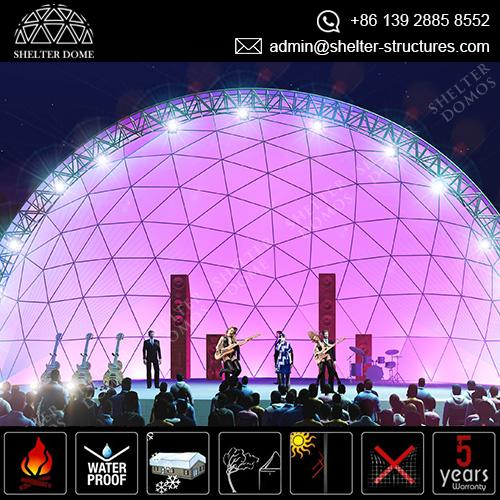 amphitheater-dome-for-concert-venue