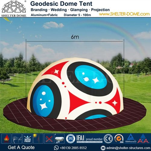 world-cup-themed-painted-dome