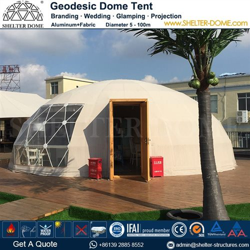 oval-house-for-accommodation-in-glamping-resort