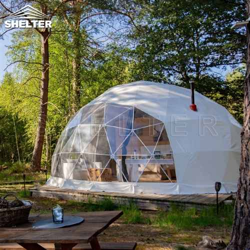 glamping-dome-suite-with-bathroom-skylight-window-cost