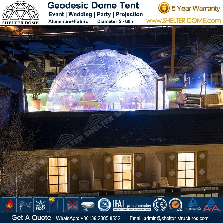 7m-transparent-igloo-marquee-hot-spring-lounge