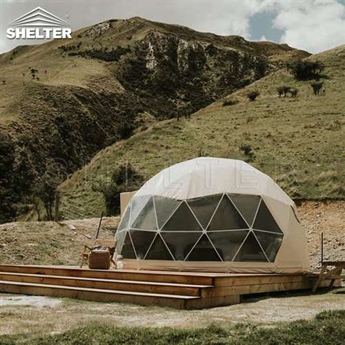 Unique 2 Person Dome Tent For Romantic Getaway