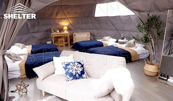glamping doem-geodesic dome-Shelter Dome-Shelter Domos (7)