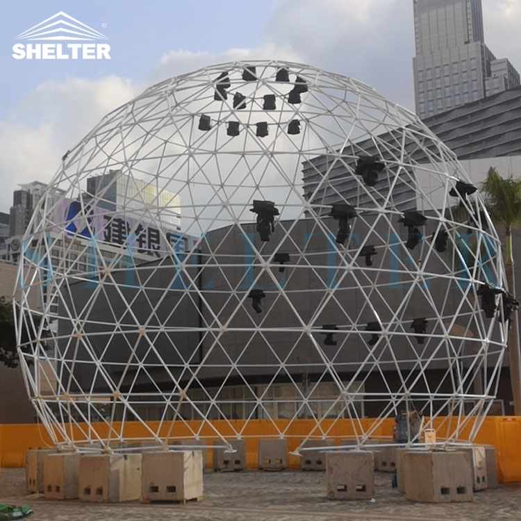 Large Event Dome Tents for A Wide Variety of Applications